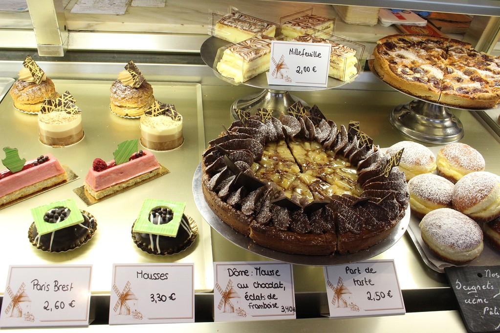 boulangerie patisserie gerome à Strasbourg Meinau vienoiseries, pains, sandwich's_143
