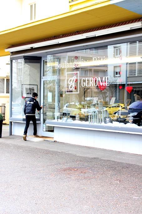 boulangerie patisserie gerome à Strasbourg Meinau vienoiseries, pains, sandwich's_121