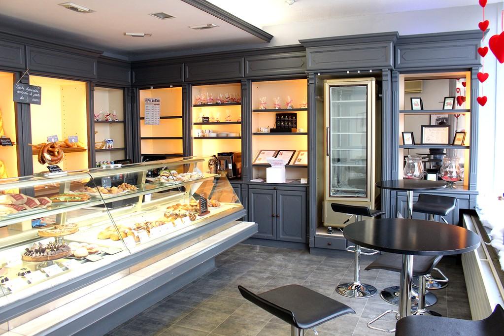 boulangerie patisserie gerome à Strasbourg Meinau vienoiseries, pains, sandwich's_117