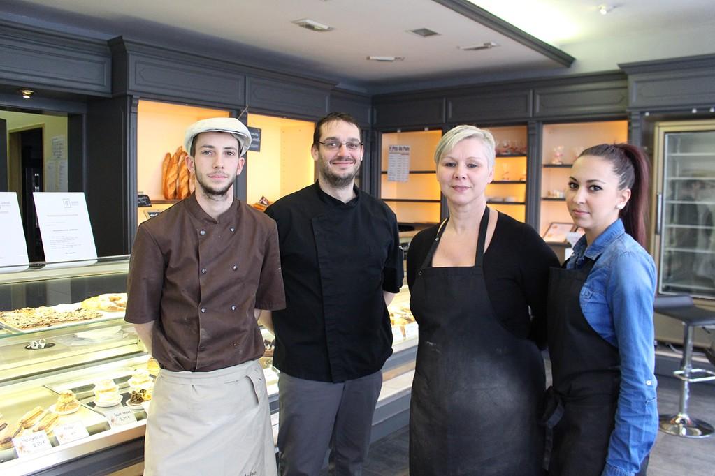 boulangerie patisserie gerome à Strasbourg Meinau vienoiseries, pains, sandwich's_90