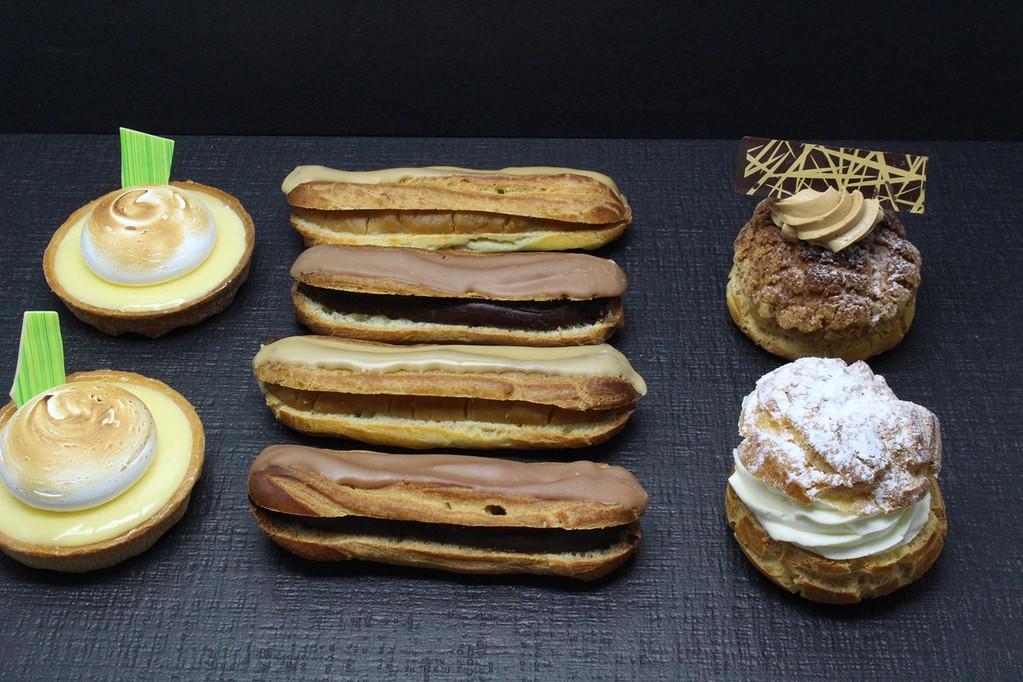 boulangerie patisserie gerome à Strasbourg Meinau vienoiseries, pains, sandwich's_29